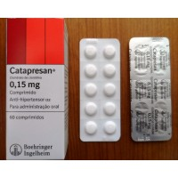 Clonidine  Catapres