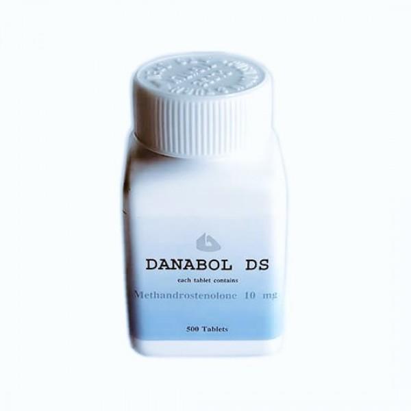 Dbol DS 10 mgs 500 tabs