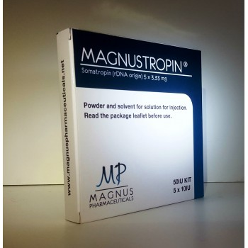 Magnustropin Growth Hormone