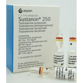 Sustanon 1 ml - 250mgs