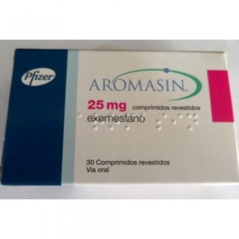 Aromasin  25 mgs